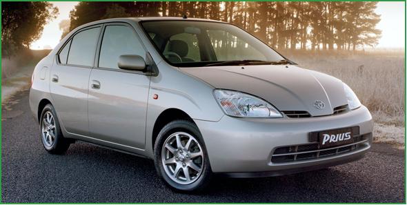 Toyota Prius 01-03 Hybrid Battery Repair LA